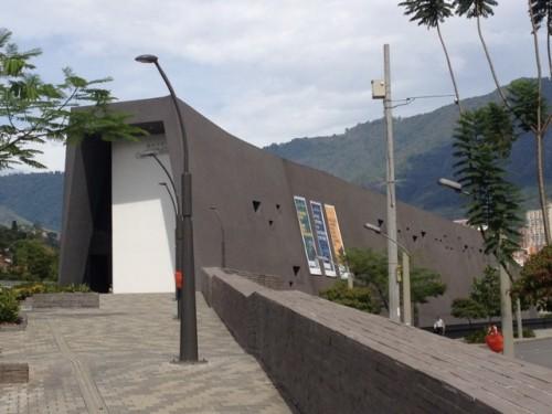 Museo Casa de la Memoria, on Kolumbian väkivallan uhreille omistettu museo ja tietokeskus