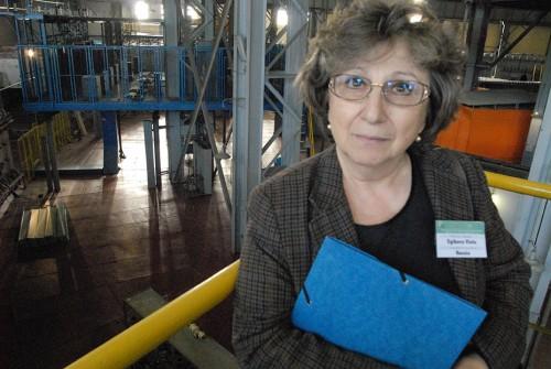 Intellectin puheenjohtajana toimii Viola Egikova.