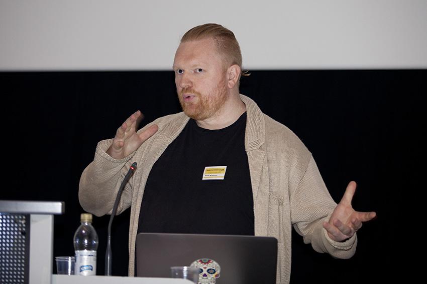 Jatkossa automatisointi vaikuttaa tietotyöhönkin. KSF Median digijohtaja Sami Kallisen mielestä emme ole paneutuneet asiaan tarpeeksi, emmekä keskustele siitä.