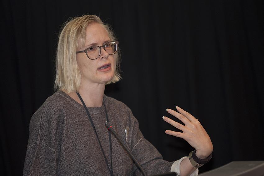 Tutkijoiden on vaikeaa esittää epävarmuutta oikein ja medialla on vaikeuksia ymmärtää sitä, totesi apulaisprofessori Anna Keski-Rahkonen Helsingin yliopistosta.