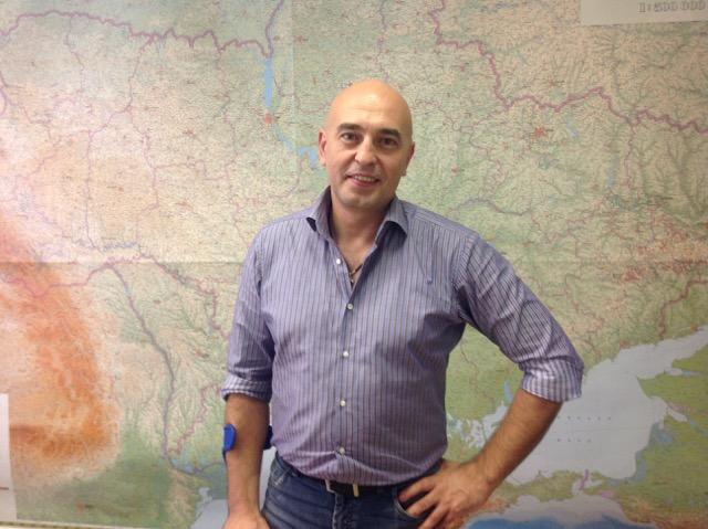 Jaroslav Zhikin rahoittaa järjestön toiminnan omasta pussistaan.