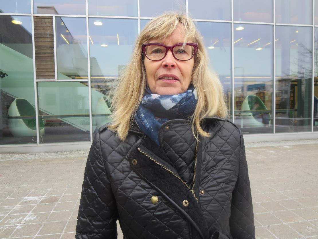 """""""Ryhmäläiset ovat kertoneet saaneensa rohkeutta olla omia itsejään"""", Minna Meriläinen-Tenhu sanoo. Uusi ryhmä on tavoitteena koota jälleen keväällä 2018."""