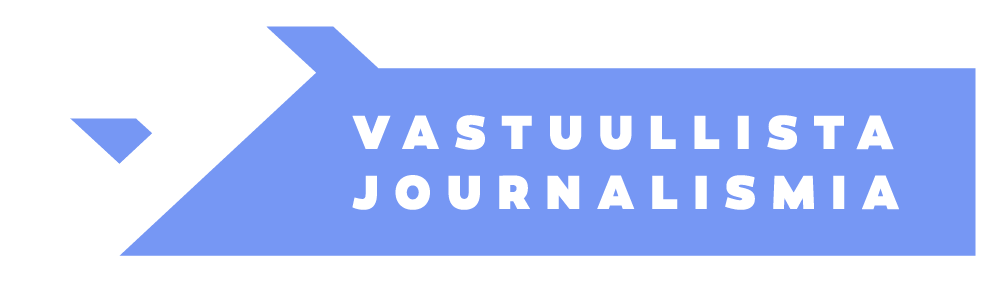 Tiedetoimittaja-lehti on sitoutunut vastuulliseen journalismiin